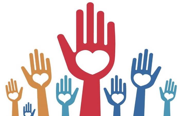 تشویق دیگران به کارهای خیریه